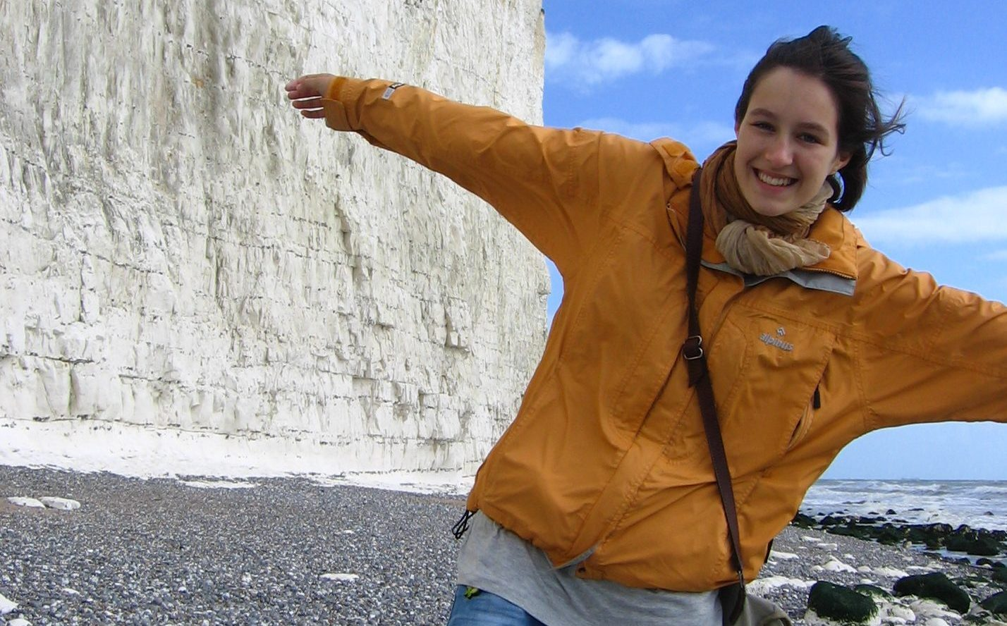 Visit the seven sisters when you learn English in England