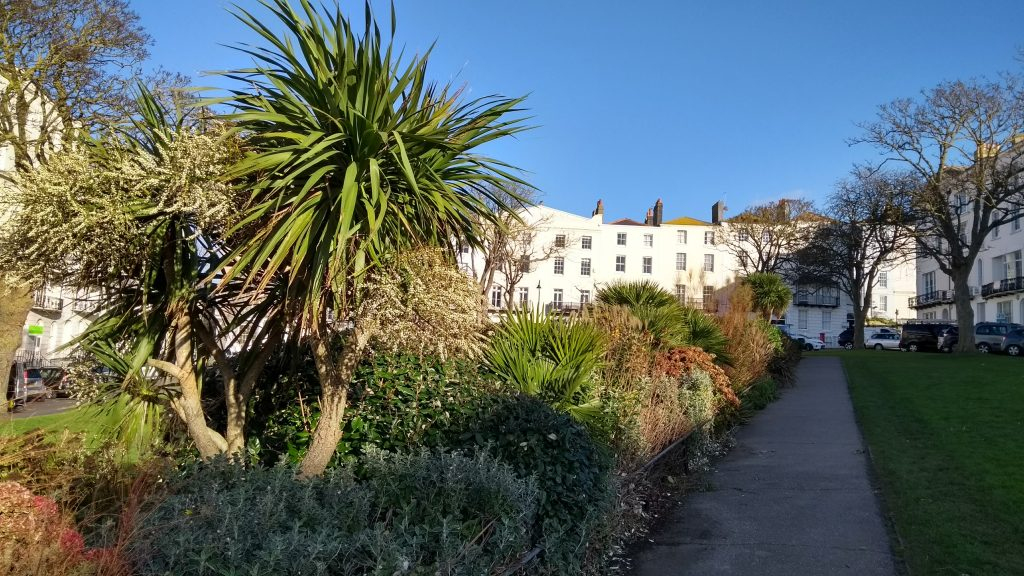 Learn English in England at English for You language school in Wellington Square, Hastings