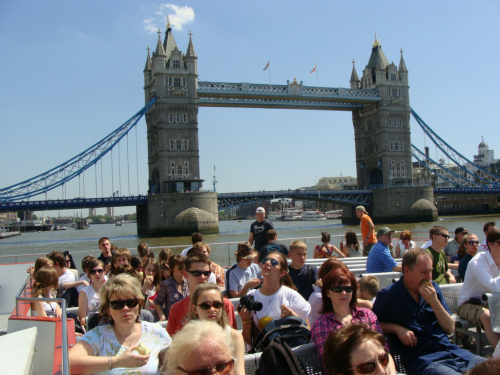 London river tour